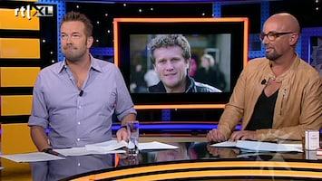 RTL Boulevard Kritiek op Alberto Stegeman