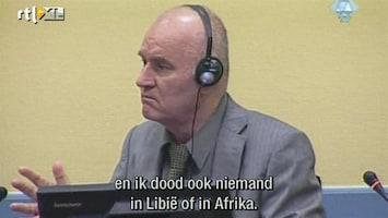 RTL Nieuws Weekoverzicht: Mladic voor de rechter