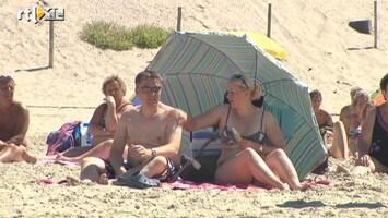 RTL Nieuws RIVM waarschuwt voor felle zon