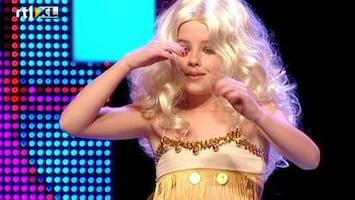 My Name Is ... Britt is Shakira