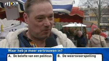 Wat Vindt Nederland? - Daar Moet Helga Even Bijkomen...