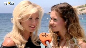 RTL Boulevard Gigi en Marly (GTST) over Verliefd op Ibiza