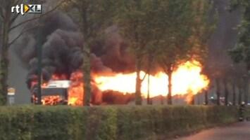 RTL Nieuws TNO: Aardgasbussen voorlopig van de straat
