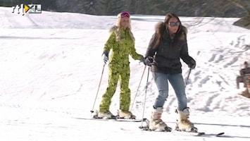 Oh Oh Tirol Skitip 8: Barbie en Little Princess wringen zich in allerlei bochten...