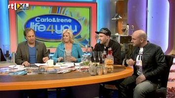 Ik Ben Saunders Ben Saunders bij Carlo & Irene
