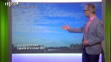 RTL Weer Buienradar Update 04 juli 2013 10:00 uur