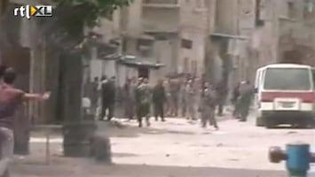RTL Nieuws Verkiezingen in door geweld verscheurd Syrië
