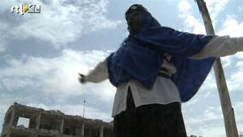 RTL Nieuws Politievrouwen terug op hun plek in Somalië