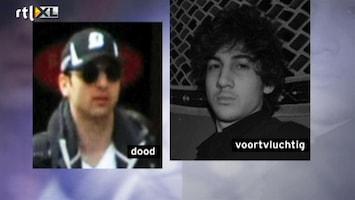 RTL Nieuws Chaos in Boston door klopjacht op bomlegger
