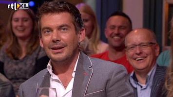 RTL Late Night Ruben Nicolai heeft talent voor luiheid