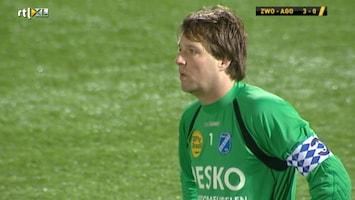 Rtl Voetbal: Jupiler League - Uitzending van 21-01-2011