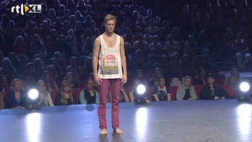 So You Think You Can Dance - Auditie Thijs