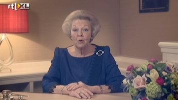 Editie NL Toespraak koningin Beatrix