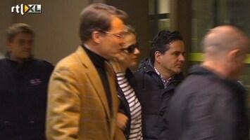 RTL Nieuws Moosbrugger op bezoek bij prins Friso