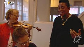 RTL Boulevard Andre Rieu over Jermaine Jackson