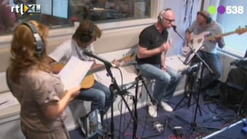 Radio 538 Edwin Evers Band: Edwin is 40! (Optreden 2)