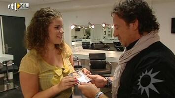 RTL Boulevard Iris Kroes' 1e album voor Marco Borsato
