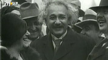RTL Nieuws Had Einstein dan toch ongelijk?
