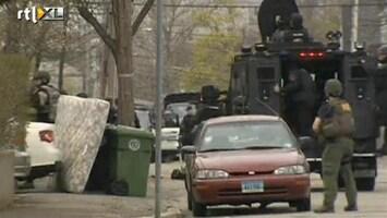 RTL Nieuws Politie Boston jaagt op terrorist
