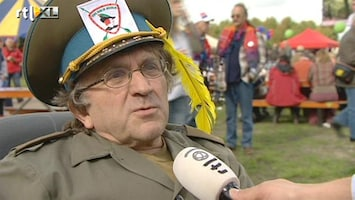RTL Nieuws 5000 demonstranten in Den Haag