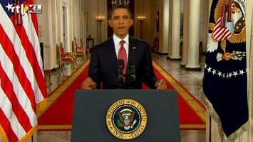 RTL Nieuws Obama: Amerika moet snel meer lenen