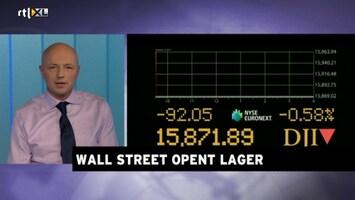 Rtl Z Opening Wall Street - Afl. 31