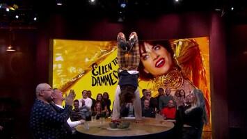 Beau: Ellen ten Damme zet de studio op z'n kop! (fragment)