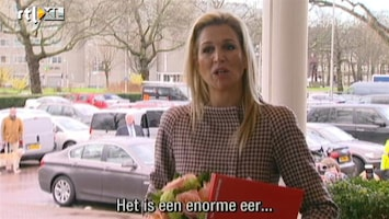 Editie NL Oeps, Maxima verspreekt zich....