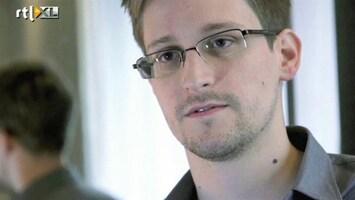 RTL Nieuws Klokkenluider Snowden is verdwenen