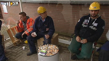 RTL Nieuws Stiekem sigaretje kost werknemer 100 euro