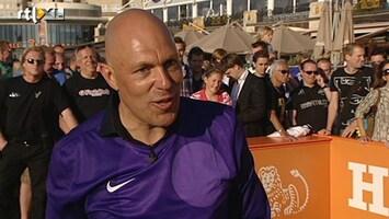 Vi Oranje Gert Jacobs schiet penalties