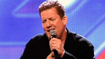 X Factor Exclusief: de auditie van Frank