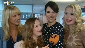 RTL Boulevard Gooische Vrouwen krijgen tegel op Walk of Fame