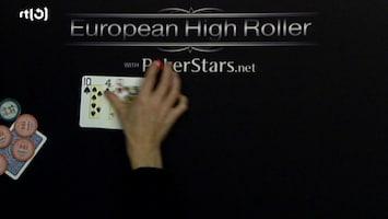 Rtl Poker: European Poker Tour - Uitzending van 04-02-2011