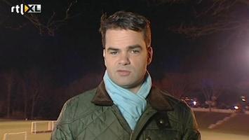 RTL Nieuws Erik Mouthaan: Zo emotioneel zie je Obama niet vaak