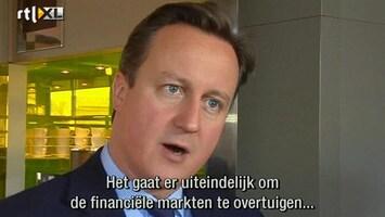 RTL Nieuws Groot-Brittannië tegen meer macht Europa