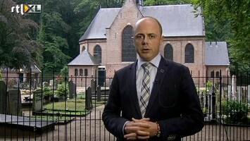 RTL Nieuws Prins Friso in Lage Vuursche begraven