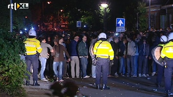 RTL Nieuws VVD: Relschopper moet schade betalen