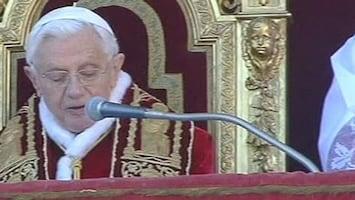 RTL Nieuws Paus wenst Nederland een 'zalig kerstfeest'