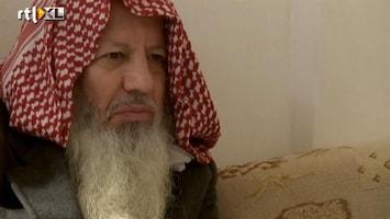 RTL Nieuws Interview met leider radicale rebellen Syrië