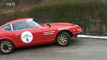 Classic Car Rally - Uitzending van 19-12-2009
