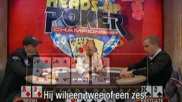 Rtl Poker: European Poker Tour - Uitzending van 28-12-2010