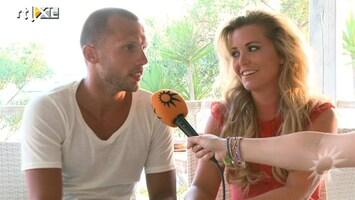RTL Boulevard Familie Heitinga geniet op Ibiza