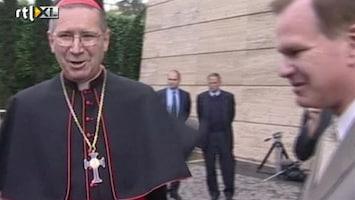 RTL Nieuws Handtekeningenactie tegen omstreden kardinaal