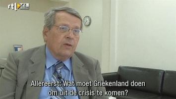 RTL Nieuws 'Griekenland geeft meer uit dan ooit'