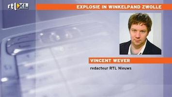 "RTL Nieuws ""Enorme klap in centrum Zwolle"""
