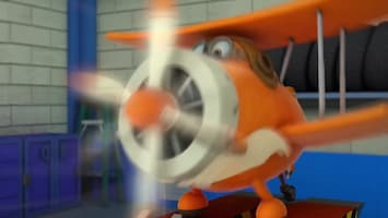Super Wings Verfvrienden