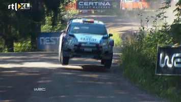 Rtl Gp: Rally Report - Wrc Ronde 9: Duitsland