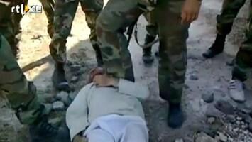 RTL Nieuws 'Waarnemersmissie Syrië is farce'