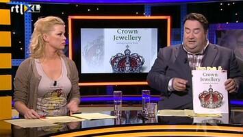 RTL Boulevard Book Crown Juwellery